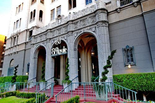 Local Landmarks: The Story of the El Royale, the Most Glamorous Apartment Building in LA