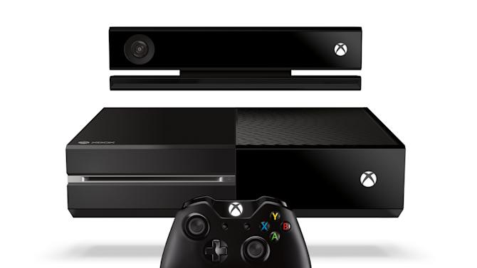 """This product image released by Microsoft shows the new Xbox One entertainment console that will go on sale later this year.  Microsoft is seeking to stay ahead of rivals in announcing that new content that can be downloaded for the popular """"Call of Duty"""" game will launch first on Xbox One.  Microsoft says more games will be shown at next month's E3 video game conference in Los Angeles.  (AP Photo/Microsoft)"""