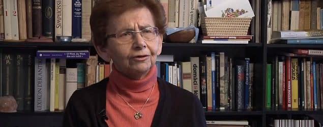 Clerical error saved Auschwitz Holocaust survivor