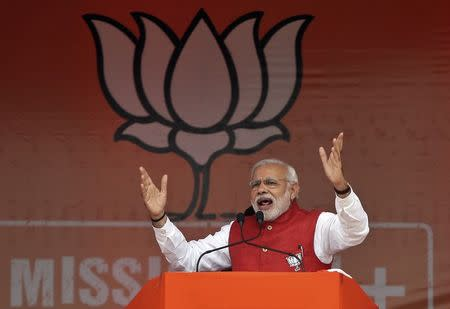 India PM Modi's party distances itself from religious conversions