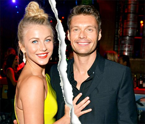 Ryan Seacrest, Julianne Hough Split: &quot;It Just Got to Be Too Much&quot;