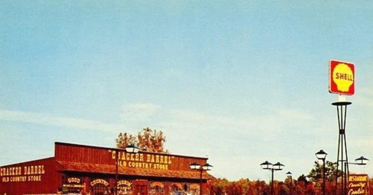9 Things You Never Knew About Cracker Barrel