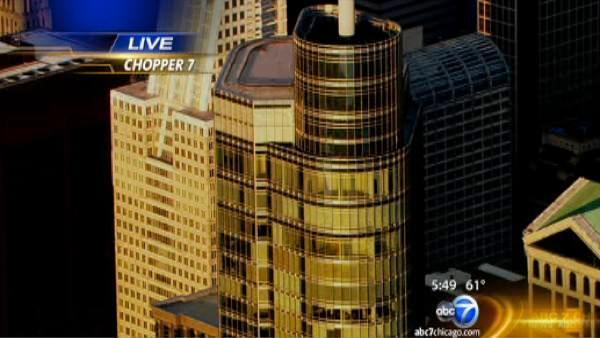 3 base jump off Trump Tower, disappear