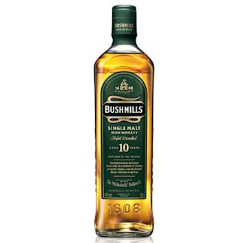 Bushmill&#x002019;s 10-Year Single Malt