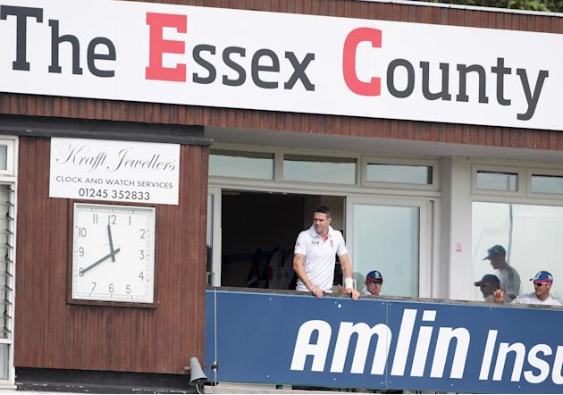 Cricket - International Tour Match - Essex v England - Day One - County Ground