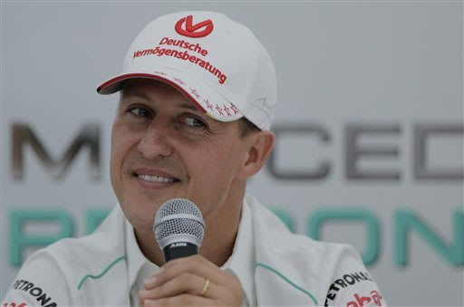 Schumacher confirms F1 retirement