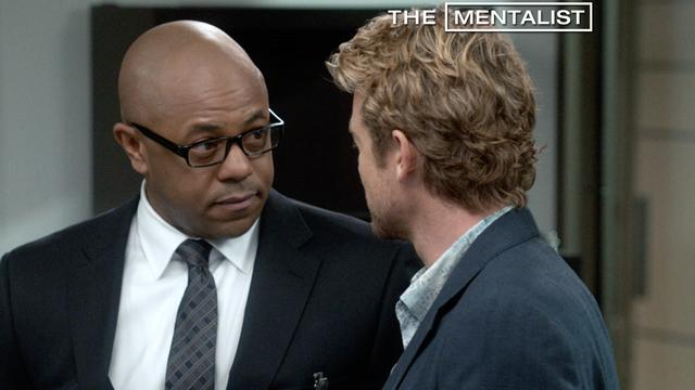 The Mentalist - Security Clearance
