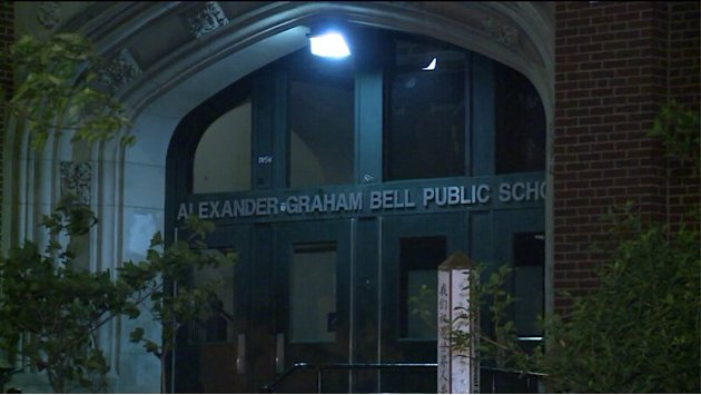 Attempted abduction of boy at Bell School