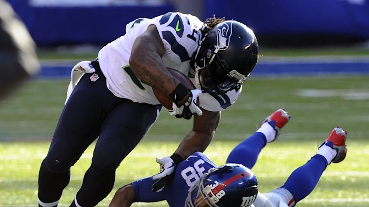 Surging Seattle Seahawks have that Super look