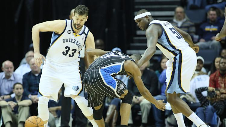 NBA: Orlando Magic at Memphis Grizzlies