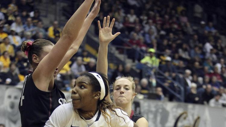 NCAA Womens Basketball: Stanford at California