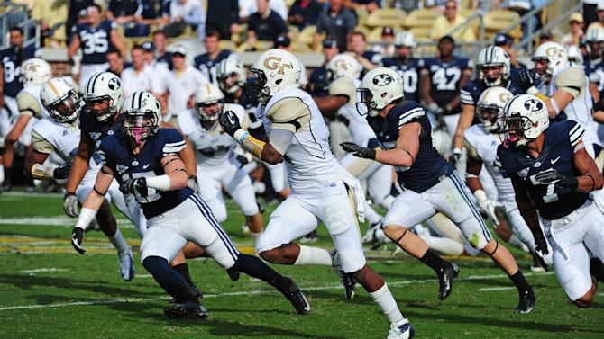 BYU v Georgia Tech
