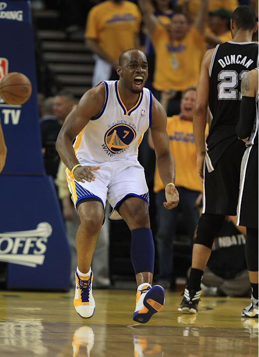 San Antonio Spurs v Golden State Warriors - Game Four
