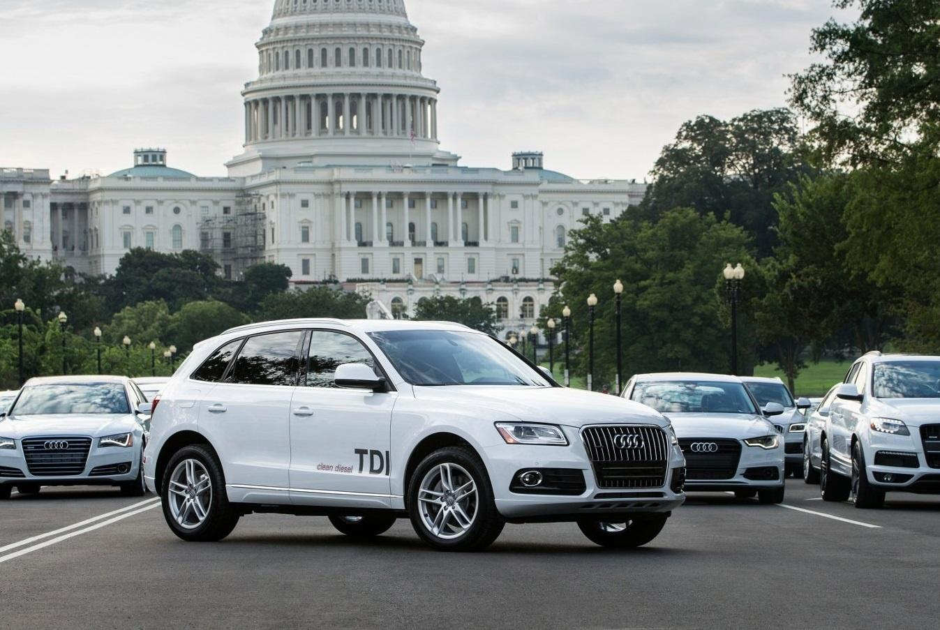 EPA officials find a second defeat device in diesel-powered Audi, VW and Porsche models