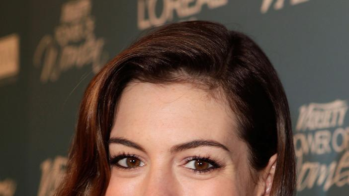 Variety's 2nd Annual Power of Women Luncheon 2010 Anne Hathaway