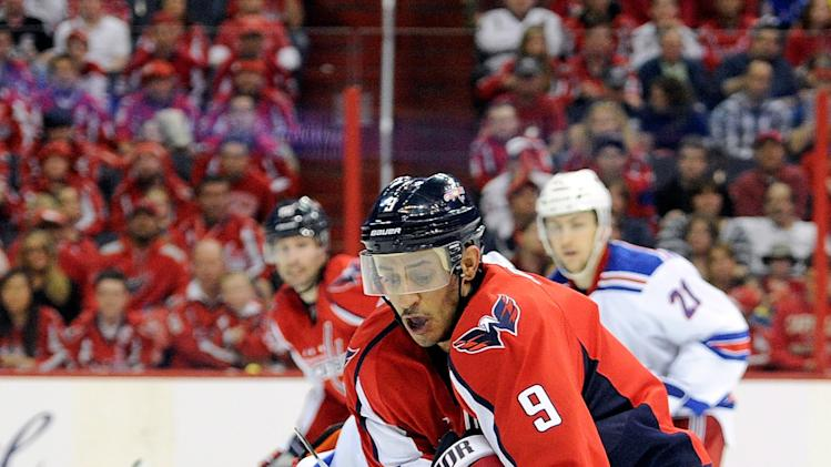 New York Rangers v Washington Capitals - Game Two