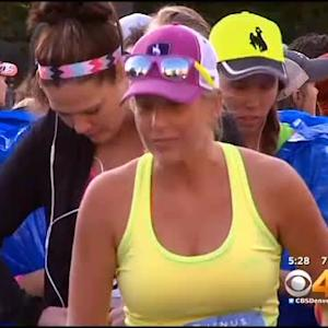 Rock 'N' Roll Marathon Runners Enjoy New Course & Music