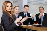 6 Tips for Handling Lunch or Dinner Interviews image shutterstock 87281947 300x200