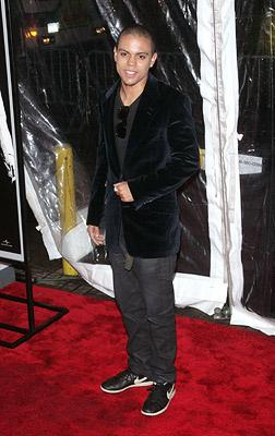Evan Ross at the New York City premiere of Universal Pictures' American Gangster