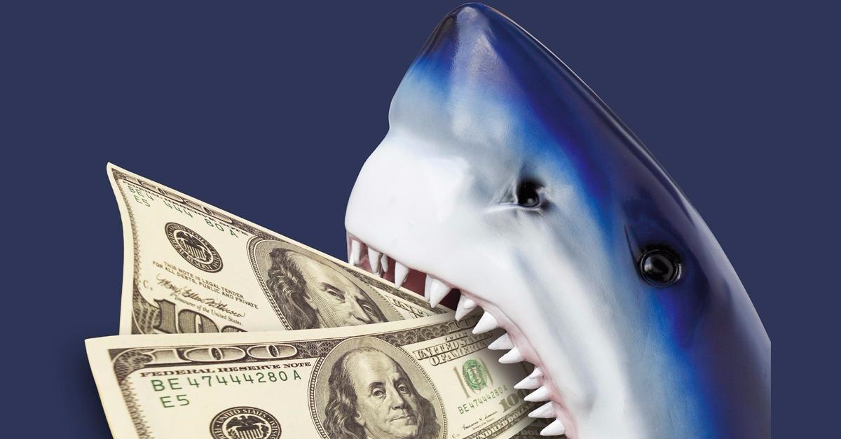 """Shark Tank"" Star Has Banks Furious"