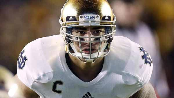Manti Te'o girlfriend death a hoax, Notre Dame confirms
