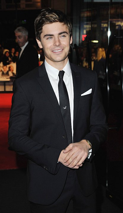 Me and Orson Welles UK Premiere 2009 Zac Efron