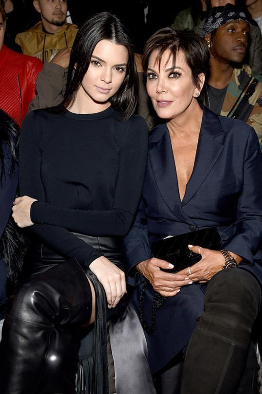 Why Kendall Jenner Is Thankful for Momager Kris Jenner