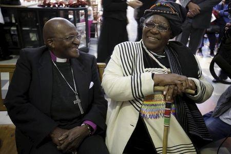 South Africa's Tutu expected home from hospital next week