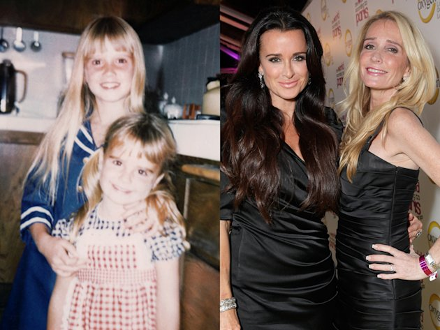 Behenlife Real Housewives Then Now