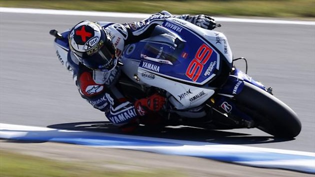 Jorge Lorenzo, Japanese GP, October 2012