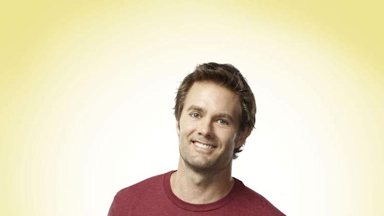 "Garret Dillahunt stars as Burt in ""Raising Hope."""