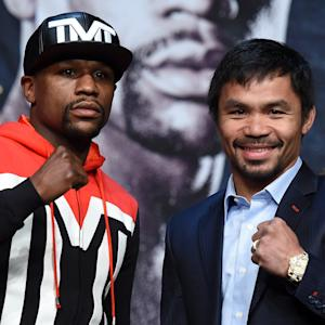 Where does Mayweather-Pacquiao fight rank?