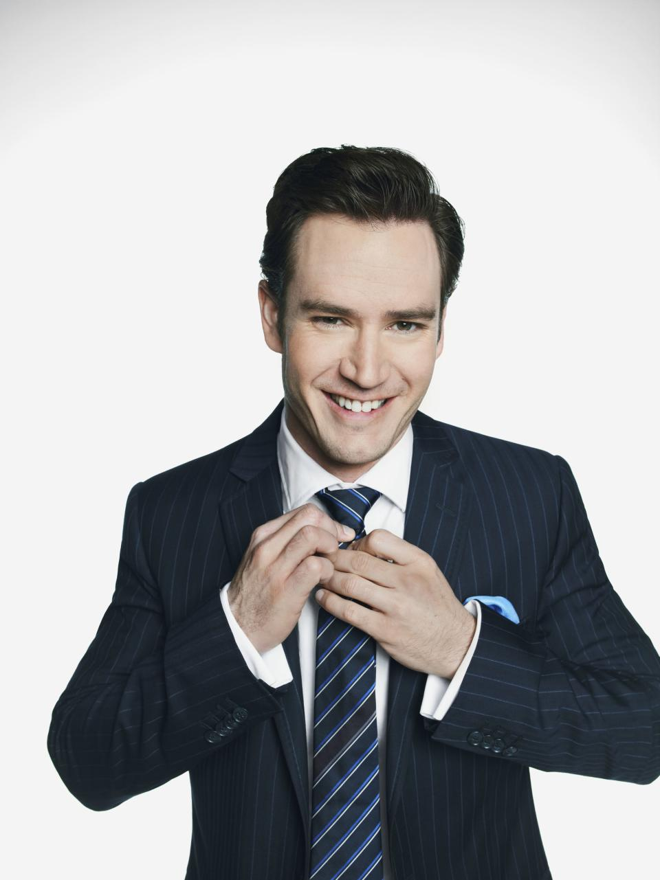 Mark-Paul Gosselaar on 'Franklin & Bash'