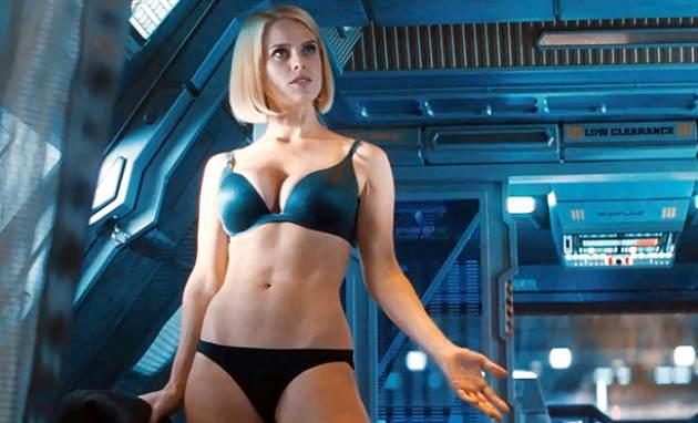 Alice Eve in 'Star Trek Into Darkness' -- Paramount