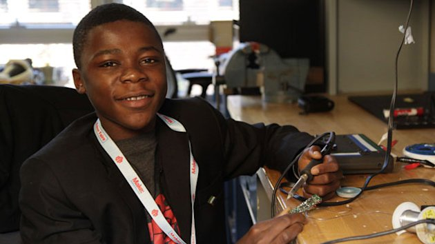 Teen Inventor Catches Eye of MIT, Harvard (ABC News)
