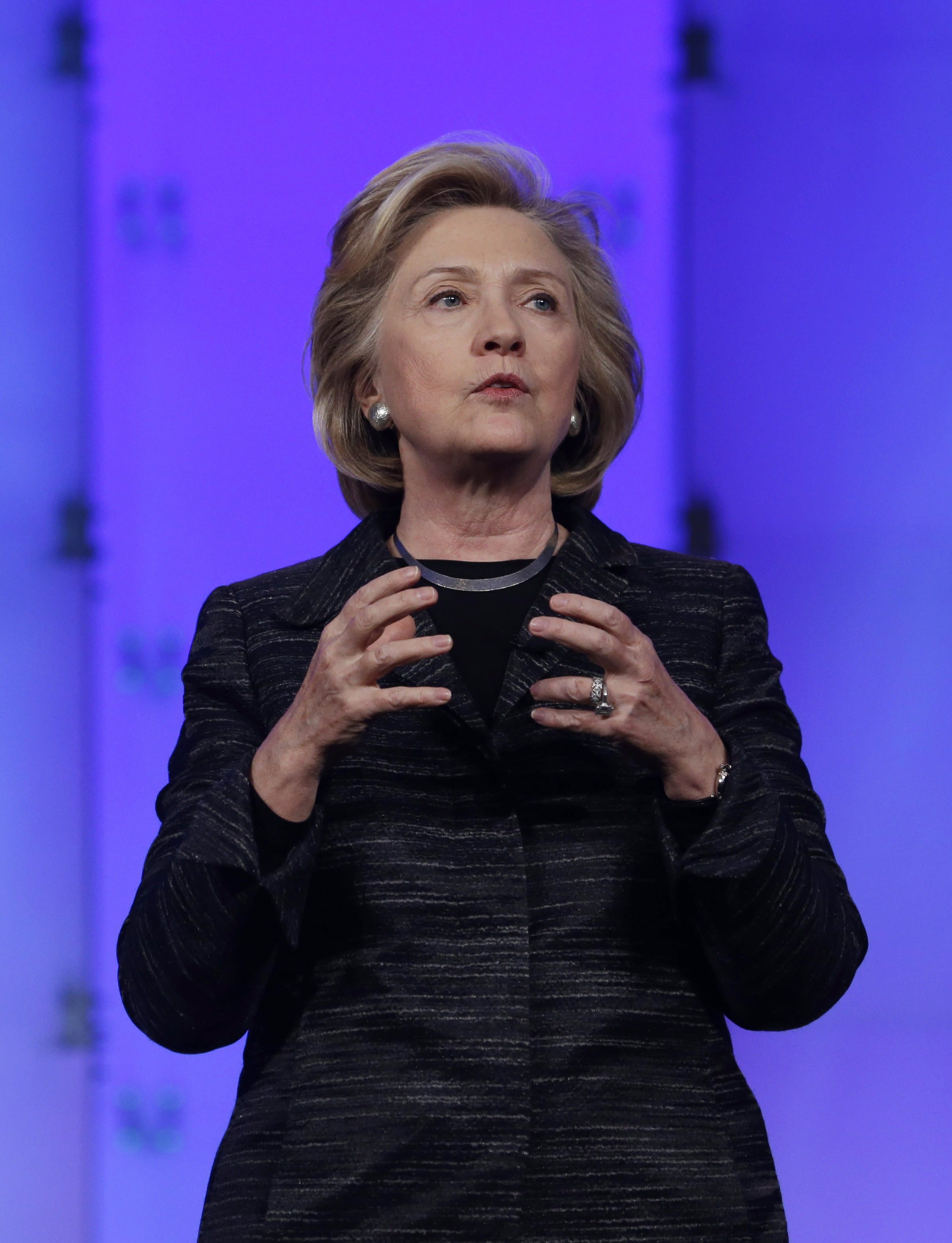 Hillary focusing on women to re-brand for 2016?