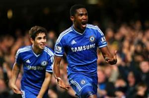 Chelsea hat-trick hero Eto'o eager to finish career at Mallorca