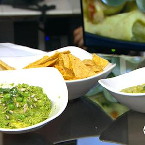 President Obama weighs in on guacamole debate
