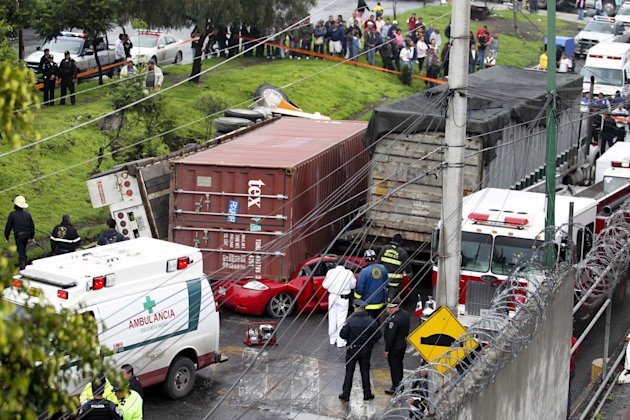 MÉXICO, D.F.-Accident/Accidente-DF.