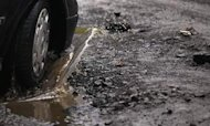 Potholes: 'Crumbling Road Crisis' Warning