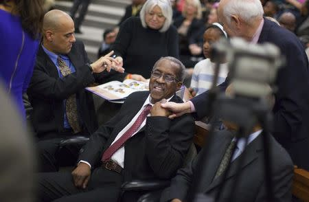 'Friendship Nine' cleared of 1961 civil rights sit-in crimes