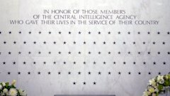 GTY cia memorial wall jef 140717 16x9 608 Memorial for CIAs Fallen Marks Somber 40 Year Anniversary