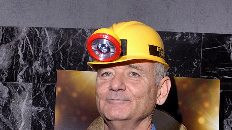 City of Ember NY Premiere 2008 Bill Murray