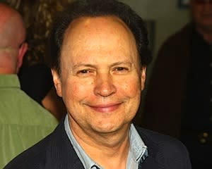 Billy Crystal to Headline FX's Comedians Pilot