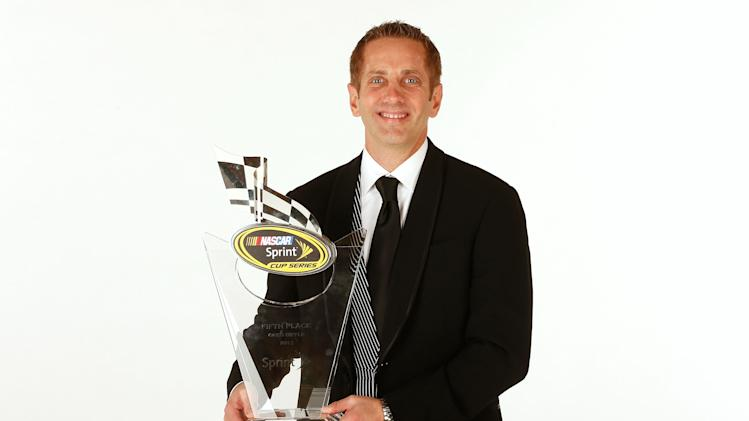 NASCAR Sprint Cup Series Champion's Awards - Portraits