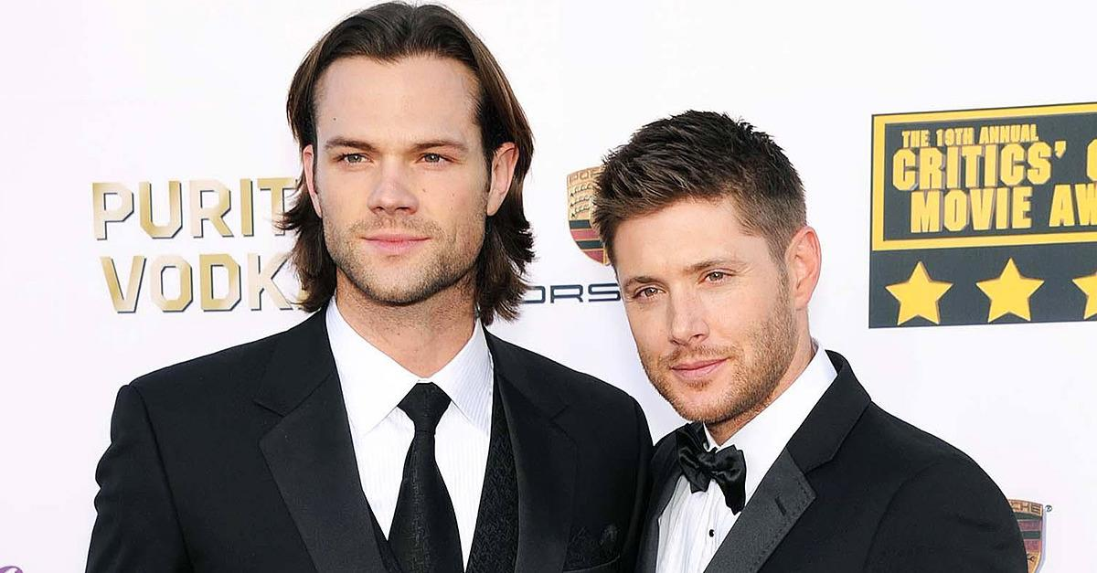 16 Hot Pics of Jensen Ackles and Jared Padalecki