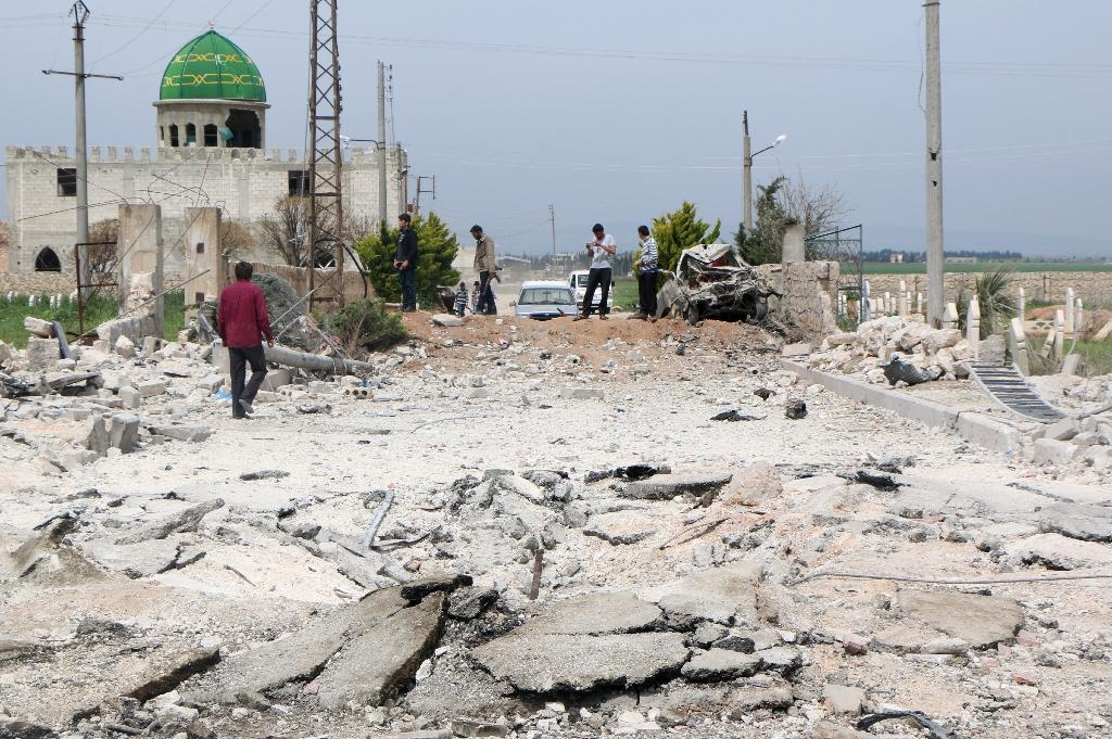 UN moves forward with plans for Syria chemical weapons probe