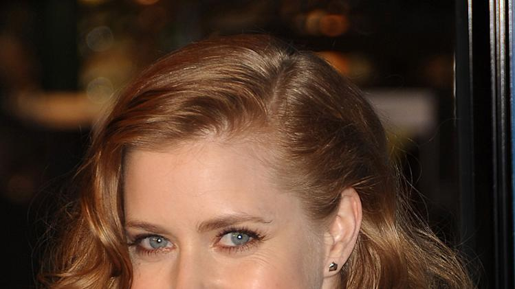 Sunshine Cleaning LA Premiere 2009 Amy Adams