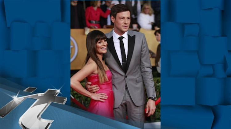 Lea Michele News Pop: Lea Michele: Taking The Reins In Planning Cory Monteith Tribute Episode