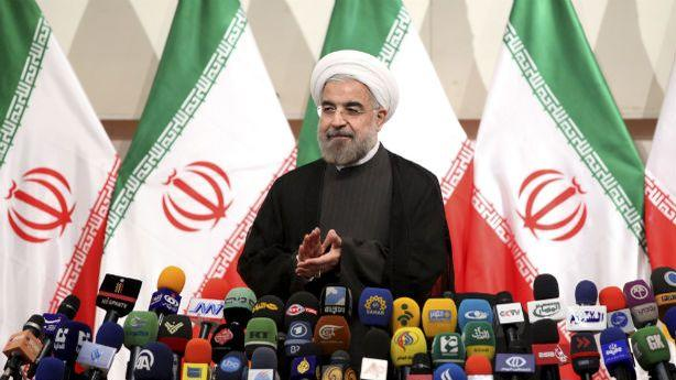 Iran's New President Wants to 'Heal' Wounds, Enrich Uranium